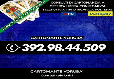 Cartomante Yoruba'