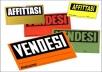 La pubblicazione di annunci di vario tipo quali ricerca o offerta di lavoro, vendita o locazione immobili, baratto, ecc