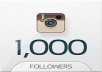 1000+ Follower per Instagram