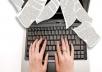 Scrittura contenuto, testi sito