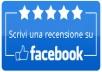 recensione pagina Facebook