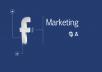 gestione pagina facebook