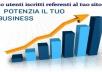 specializzati nel mandare 50 referral al vostro sito link ref business per 10 euro